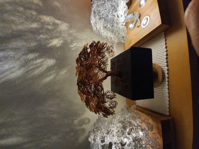 Atum willow tree in copper